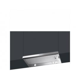 Campana extraible SMEG kitchen KSET66E, 60 cm, Inoxidable,Clase menor B