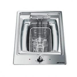 Encimera modular SMEG kitchen PGF30F, 1 zona, Inoxidable