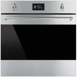 Horno multifunción SMEG kitchen SF6390XE, Inoxidable, Clase A+