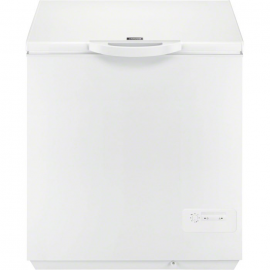 Congelador horizontal ZANUSSI ZFC21400WA, Cíclico, Blanco, Clase A+