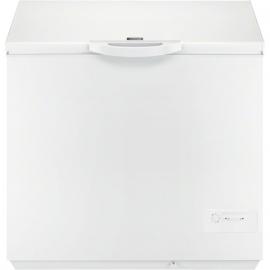 Congelador horizontal ZANUSSI ZFC26400WA, Cíclico, Blanco, Clase A+