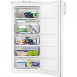 Congelador vertical ZANUSSI ZFU19400WA, Cíclico, Blanco, Clase A+