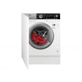 Lavadora secadora AEG L7WEC842BI, 8 Kg lavado 4 Kg secado, de 1600 r.p.m., Integrable, Clase A