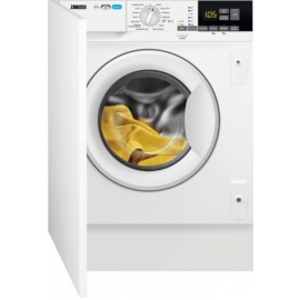 Lavadora secadora ZANUSSI ZWT816PCWA, 8 Kg lavado 4 Kg secado, de 1600 r.p.m., Integrable, Clase A