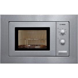 Microondas integrable BOSCH HMT72G650, Con Grill, Inoxidable