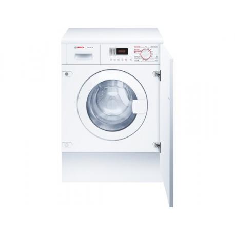 Lavadora secadora BOSCH WKD24361EE, 7 Kg lavado 4 Kg secado, de 1200 r.p.m., Integrable, Clase B