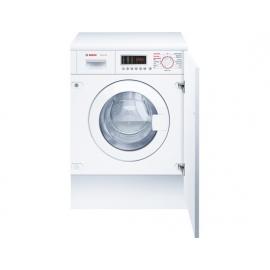Lavadora secadora BOSCH WKD28541EE, 7 Kg lavado 4 Kg secado, de 1400 r.p.m., Integrable, Clase B