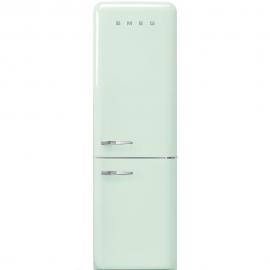 Combi  SMEG FAB32RVN1, Solo Congelador No Frost, Verde agua, Clase A++