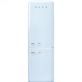 Combi SMEG FAB32RPB3, Solo Congelador No Frost, Azul celeste, Clase A++