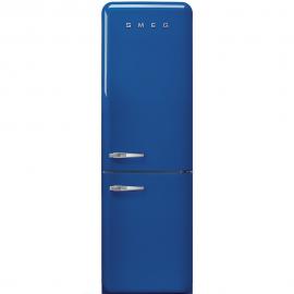 Combi SMEG FAB32RBE3, Solo Congelador No Frost, Azul, Clase A++