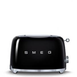 Tostadora SMEG TSF01PBEU, color Negro
