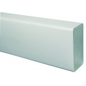 TECSY-AIR  TEC500-1  OPTIMO 150 TUBO RECTANGULAR 220x90x1.000 mm