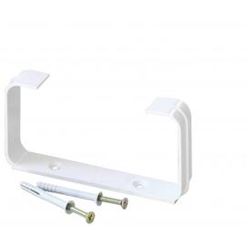 Accesorio para campana  TECSY-AIR  TEC517 SERIE OPTIMO 150 ABRAZADERA RECTANGULAR PLANA 220x90 mm