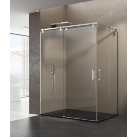 Mampara de ducha FUTURA 1330 lateral fijo 19.3cm
