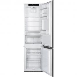 Combi  SMEG KITCHEN C7194N2P , Solo Congelador No Frost, Integrable,  Clase A++