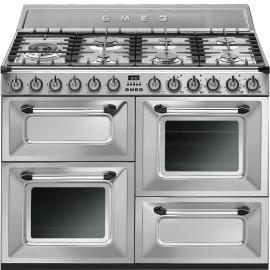 Cocina con horno eléctrico Más de 4 zonas SMEG TR4110X, Inoxidable