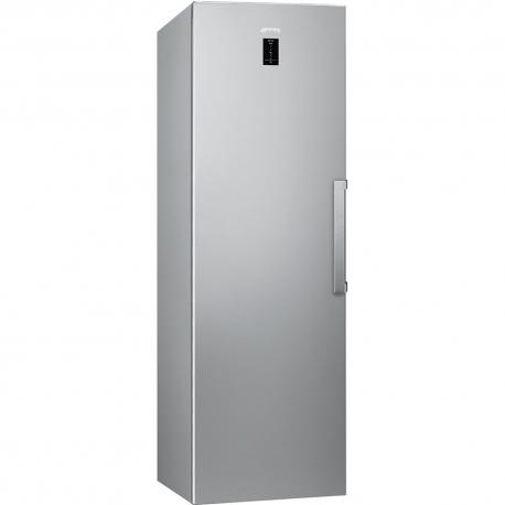 Congelador vertical SMEG CV282PXNFE, No Frost, Inoxidable, Clase A+