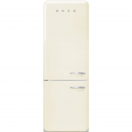 Combi  SMEG FAB38LCR , No Frost, Crema, clase energetica Clase A++