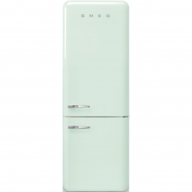 Combi  SMEG FAB38RPG , No Frost, Verde agua, clase energetica Clase A++