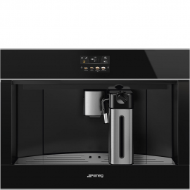 Cafetera  SMEG KITCHEN CMS4604NX, Integrable, Inoxidable