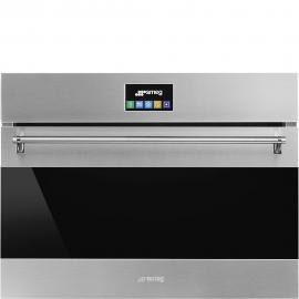 Congelador vertical SMEG KITCHEN SAB4304X, No Frost, Integrable