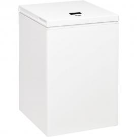 Congelador horizontal WHIRLPOL WH 1410 A+E, Cíclico, Blanco, , Clase A+