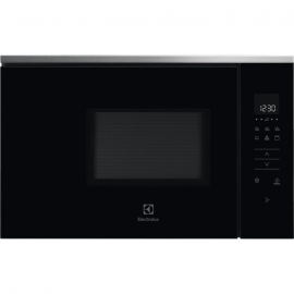 Microondas ELECTROLUX KITCHEN KMFD172TEX, Integrable, Con Grill, Negro