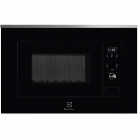Microondas ELECTROLUX KITCHEN LMS2173EMX, Integrable, Sin Grill, Negro