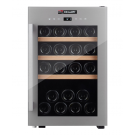 Vinoteca  CLIMADIFF CLS31 , Cíclico, Silver, Clase A