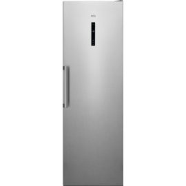 Congelador vertical AEG AGB728E3NX, No Frost, Blanco, Clase A++
