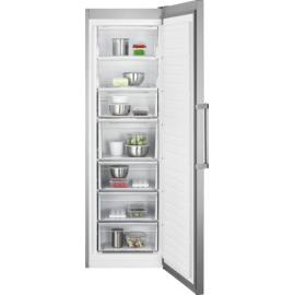Congelador vertical AEG AGB728E5NX, No Frost, Blanco, Clase A++