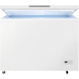Congelador horizontal AEG AHB531E1LW, Cíclico, Blanco, Clase A++