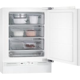 Congelador vertical AEG ABB682F1AF, Cíclico, Integrable, Clase A+