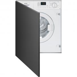Lavadora secadora  SMEG LSTA127, 7 Kg lavado 4 Kg secado, de 1200 r.p.m., Integrable Clase A++
