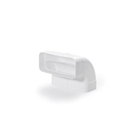 Accesorio para campana  TECSY-AIR 4043004 Serie 150 CODO VERTICAL DE 90º