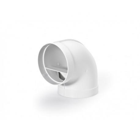Accesorio para campana  TECSY-AIR 4052014 Serie 125 CODO DE 90º